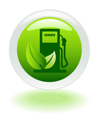 Vector Biofuel Icon