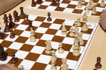 Fototapeta szachy turniej obraz