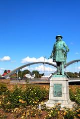Denkmal des Großen Kurfürsten in Minden, Deutschland