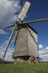 Moulin à vent de Lorry