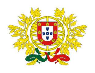 Wall Mural - Portugal Coat of Arms