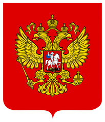 Wall Mural - Russia Coat of Arms