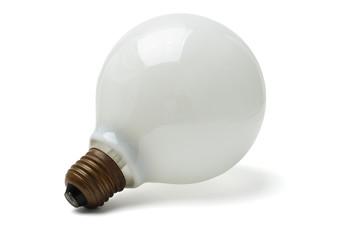 Large electric lightbulb