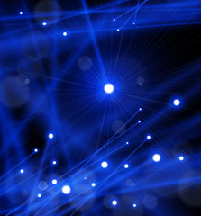 Fiber Optics Lights