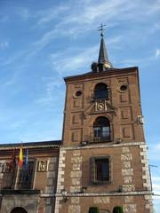 Colegio de Malaga Alcala de Henares Madrid Spain