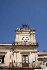 Fototapete - Avola-Torre dell'orologio