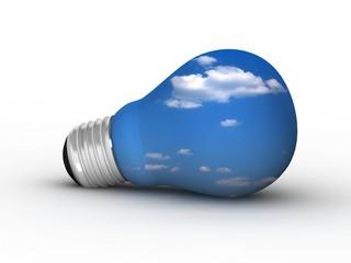 eco energy metaphor