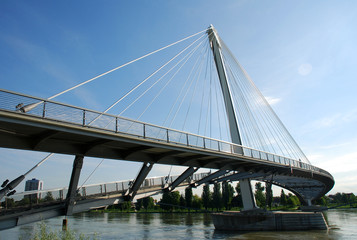 Rheinbrücke Kehl - Straßburg