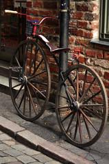 Historisches Fahrrad