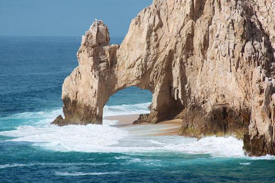 Mazatlan Mexico Lover's Island Arch