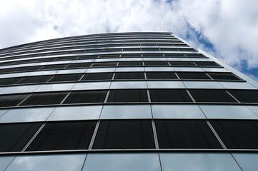 Fotobehang Aan het plafond Moderne Gebäuden