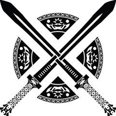 Fantasy swords. second variant