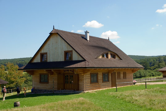 agrotourism in Slovakia shed