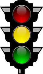 semaforo tricolor