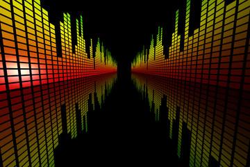 Audio Musik Equalizer