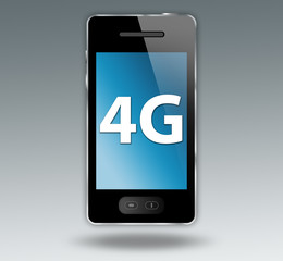"Smart Phone ""4G / 4th Generation"""