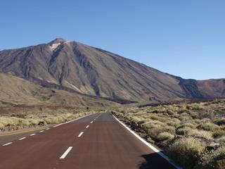 Carretera al Teide