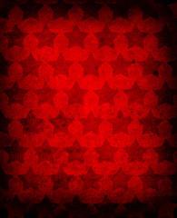 vintage star pattern
