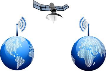 Señal Satelital