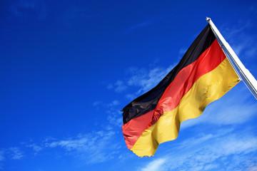 Deutschlandflagge Deutschland Fahne