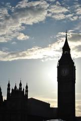 Big Ben and Parliament, London, UK