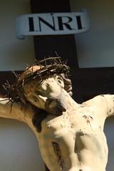 Kruzifix an der Freisinger Wies