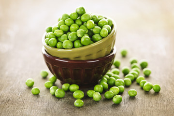 Bowl of peas