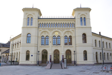 Nobel Peace Centre (Nobels Fredssenter), Oslo, Norway