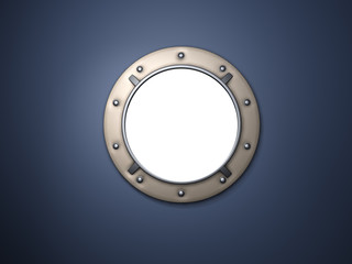 Porthole isolated