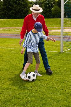 Fu§ball, soccer