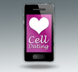 "Smartphone ""Cell Dating"""