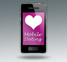 "Smartphone ""Mobile Dating"""