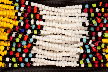 traditional african beads