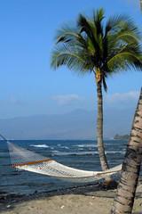 Beckoning hammock