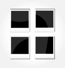 set of photo frames