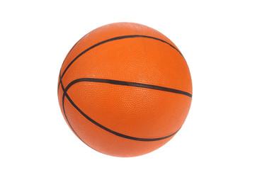 Orange basket bal