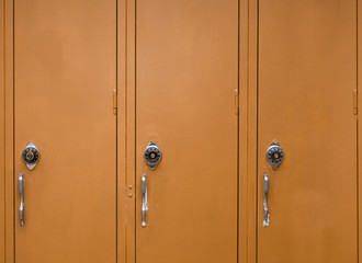 Seamless Lockers Pattern