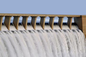 Foto auf Acrylglas Damm Gariep Dam