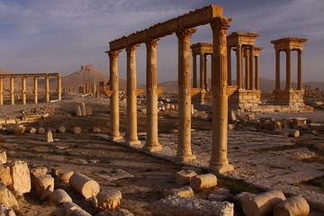 site archéologique de Palmyre - Syrie