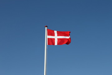 dänische Fahne 2