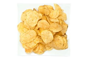 Heap of chips