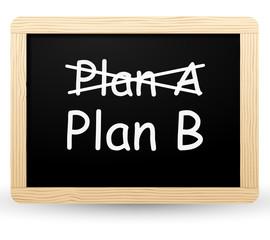 plan a plan b board