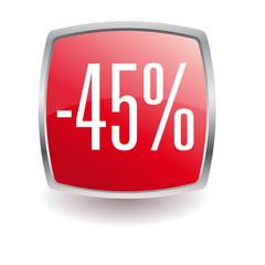 Prozente Schild