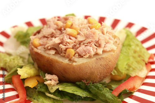how to make tuna and sweetcorn