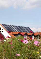 Solarenergie im Neubaugebiet III