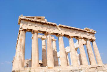 Parthenon Back View, Athens, Greece