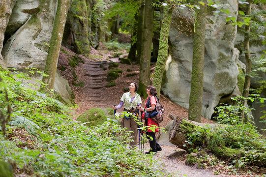 Wandern - Luxemburg - Müllerthal Trail