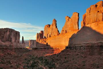 Wall Mural - Moab Utah - arches national park - Park Avenue