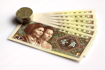 paper currency and coin
