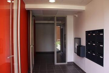 hall d'entrée d'immeuble